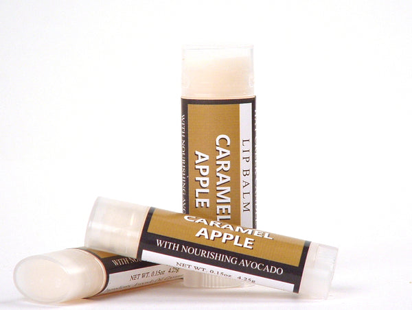 Lip Balm: Caramel Apple