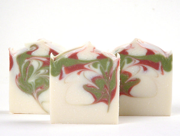 Artisan Soap:  Mac Apple - Coming Soon!