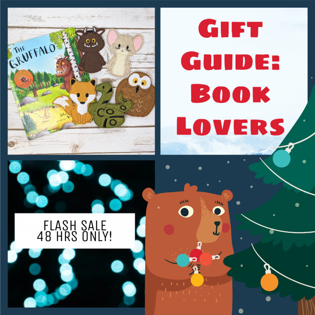 Gift Guide: Book Lovers