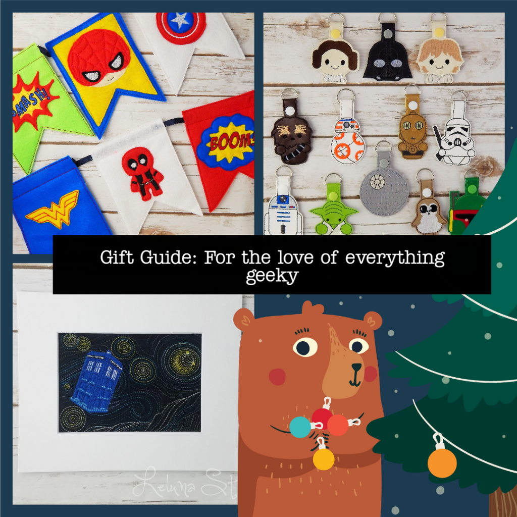 Gift Guide: For the Geeks