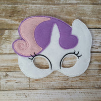 Pony Masks