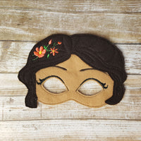 Crowned Princess Masks