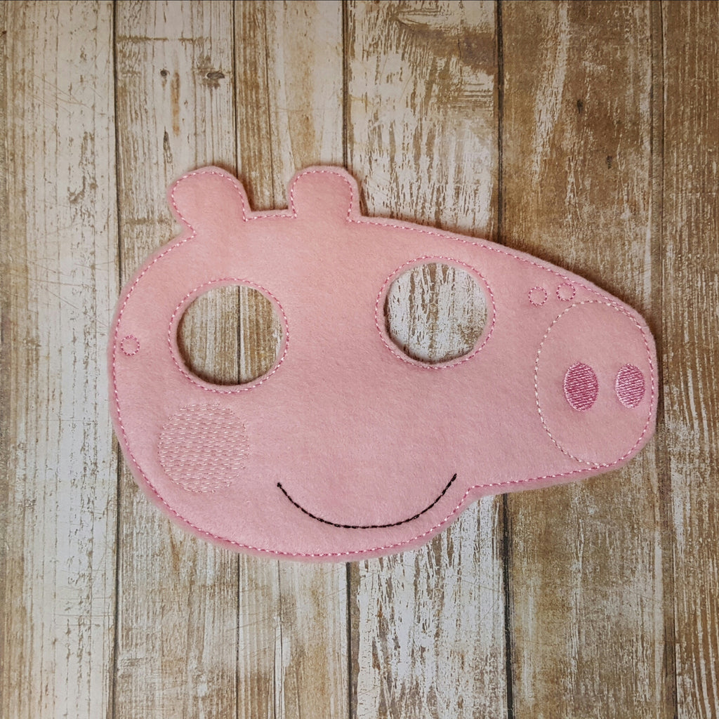 Pig Family & Friends Masks