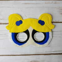 Power Girls Masks