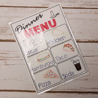 Diner Pretend Play Set