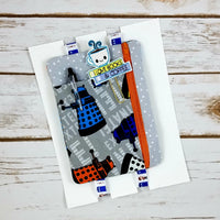 Dr. Who Tardis Planner Keeper