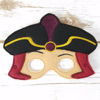 Arabian Princess Masks