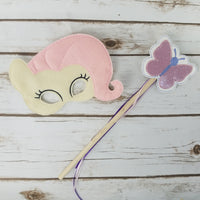 Pony Crowns and Wands