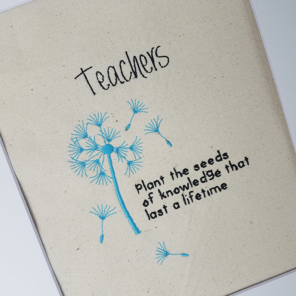 Stitches of Art - Teachers
