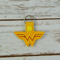 Comic Book Key Chains