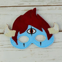 Good Vs. Evil Masks