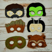 Galaxy Protectors Masks