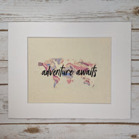 Adventure Awaits Stitches of Art