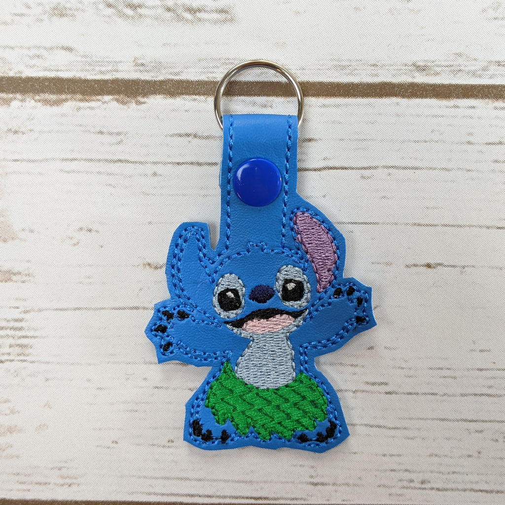 Experiment 626 Keychains