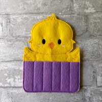 Crayon Holder - Chick