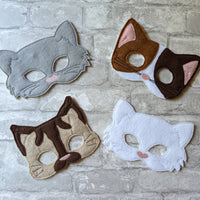 Cat Masks