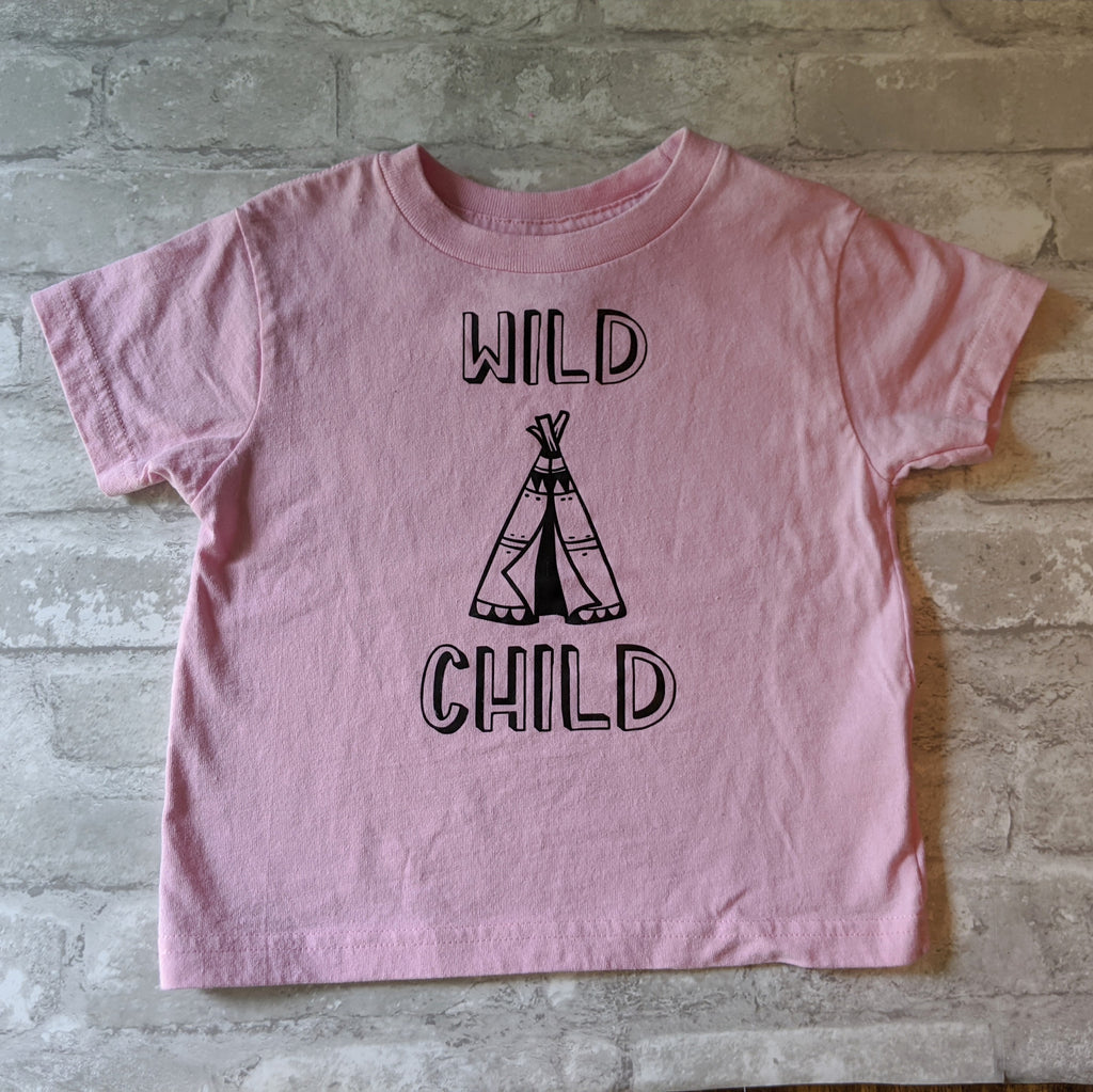 Wild Child TShirt RTS