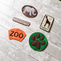 Zookeeper Pretend Play