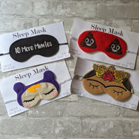 Sleep Masks RTS