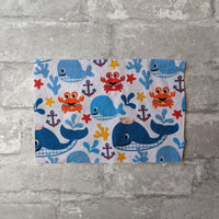 Cotton Face Mask -  Limited Release Fabrics - Kids Masks 2