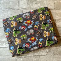 Cotton Face Mask - Avengers Chibi