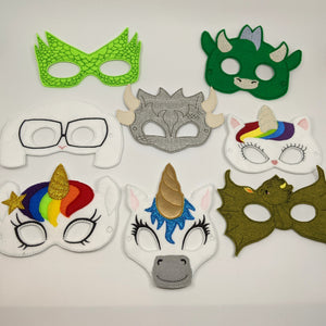 Fantasy Animal Masks
