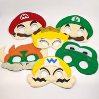 Plumber Brothers Masks