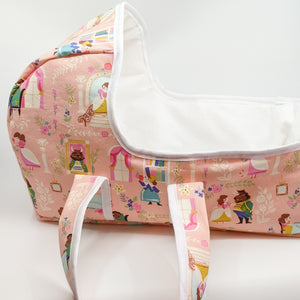 Baby Doll Bed - Beauty and the Beast