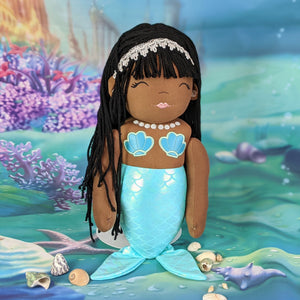 Star Mermaid Doll