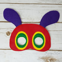 Hungry Caterpillar Mask
