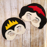 Apple Princess Masks