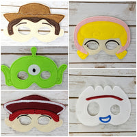 Toy Movie Masks