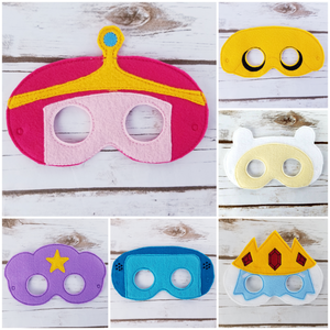 Adventure Masks