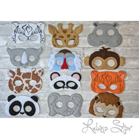 Wild Animal Masks