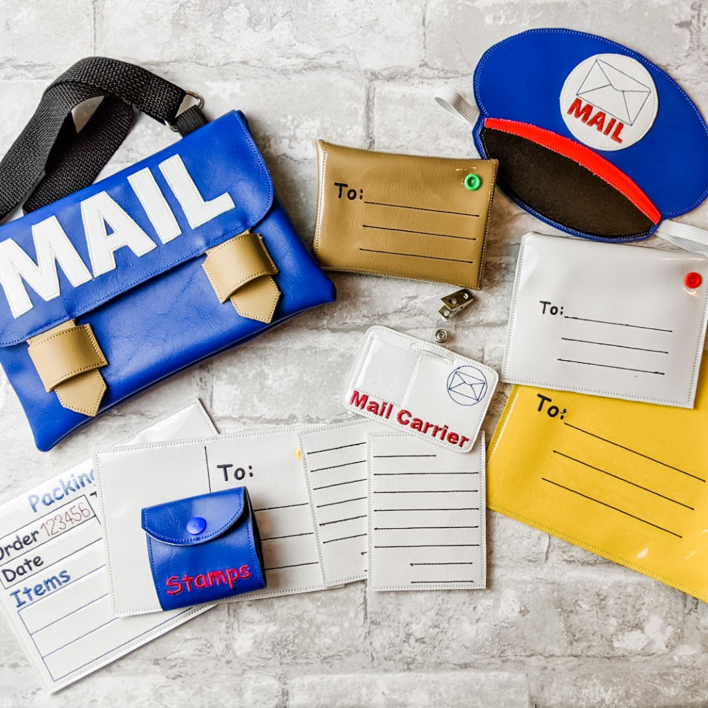 Mail Carrier Pretend Play