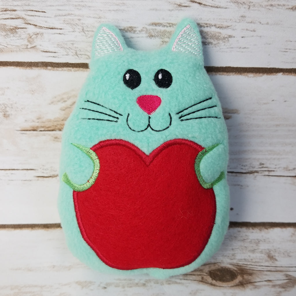 Mint Cat Stuffie