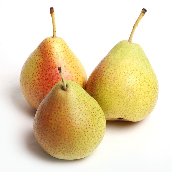 PREORDER: Case of Early Red Haven Pears