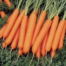 Carrots: Regular