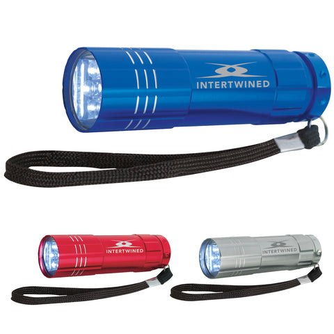 21060 - Pocket Aluminum Mini LED Flashlight
