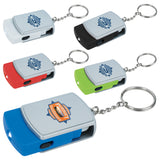21165 - Swivel Tech Keychain