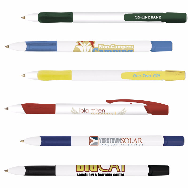 BIC PENS IN 48 HOURS - MCG - BIC ® Media Clic™ Grip