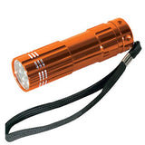 65318 - Pocket Aluminum LED Flashlight