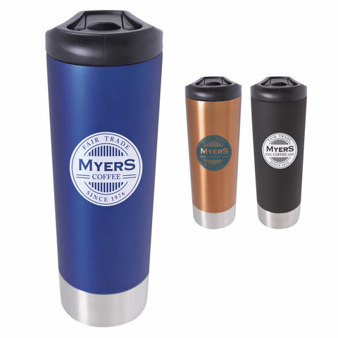 46136 - Executive Vacuum Tumbler - 18 oz.
