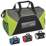 15506 - Color Panel Sport Duffel