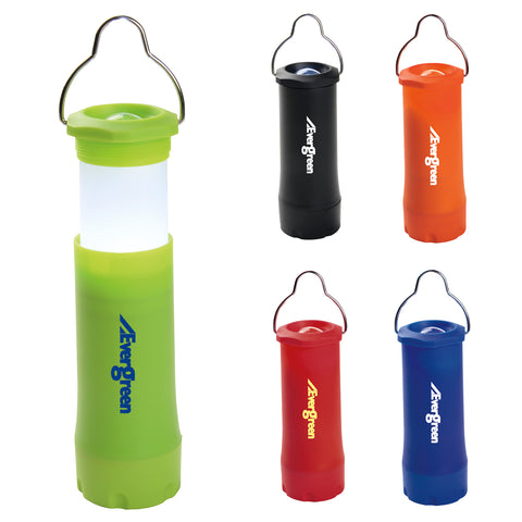 21171 - Camping Hanging Lantern w/ Flashlight