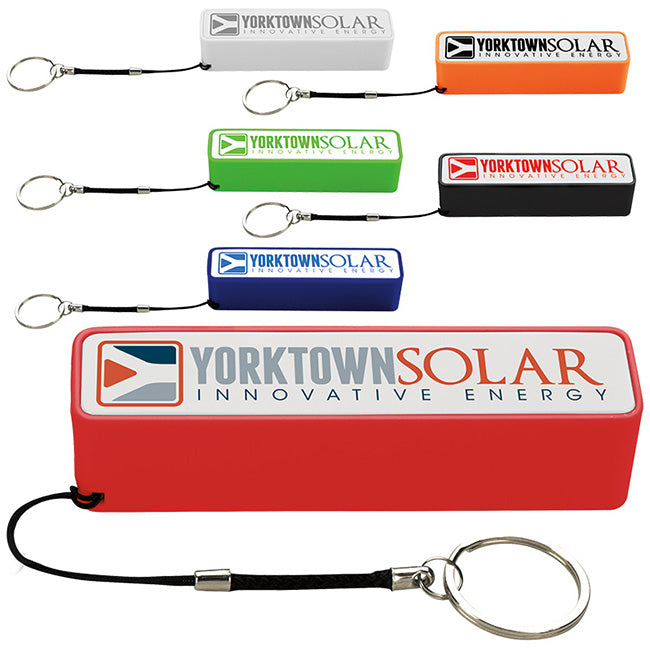 31986 - Keychain Power Bank 2000 mAh