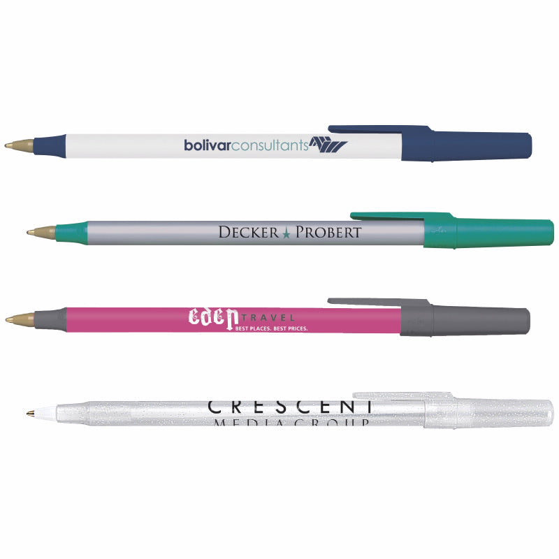 BIC Round Stic Promotional Pens