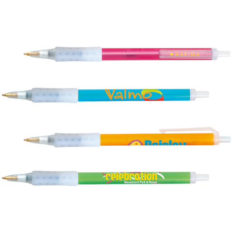 BIC Clic Stic Ice Grip Promotional Pens