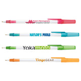 BIC Round Stic Ice Promotional Pens