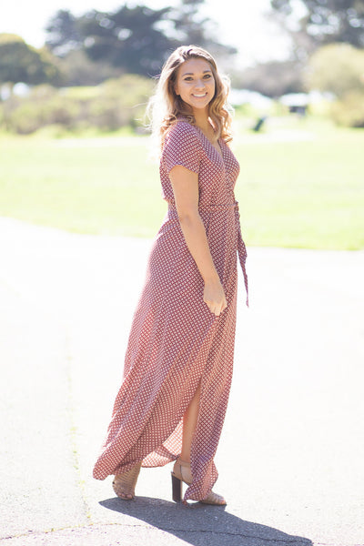 Flash Sale - Emerson Maxi Dress